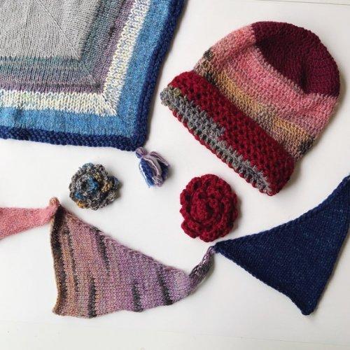 Yarn Tasting Kit Project Ideas