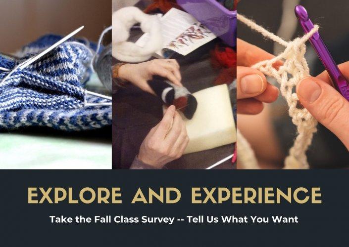 Fall Class Survey