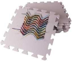 Knit Picks Blocking Mats (set of 9)