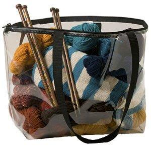 Knit Picks Zipper Project Bag (Medium)