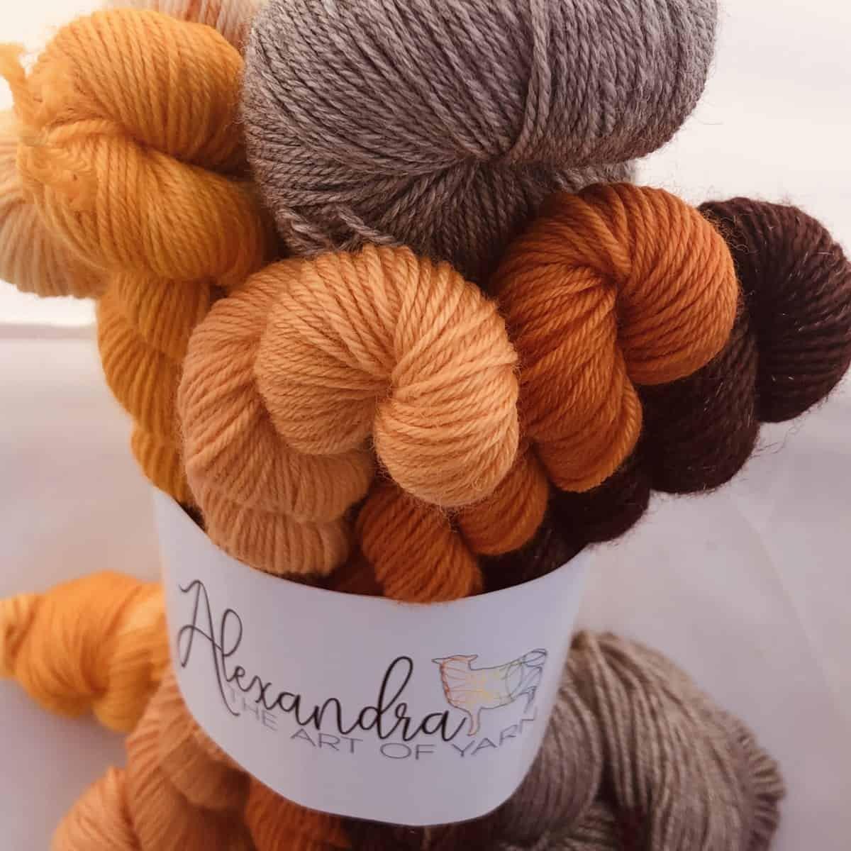 Alexandra Crafts Mini Kits (Small Fri Collection)