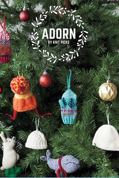 Knit Picks Adorn pattern collection