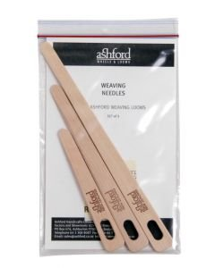 Ashford Wood Weaving Needles