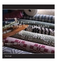 Ashford Book of Weaving Patterns from Four to Eight Shafts (Elsa Krogh)