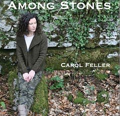Book:  Among Stones by Carol Feller  50 grams