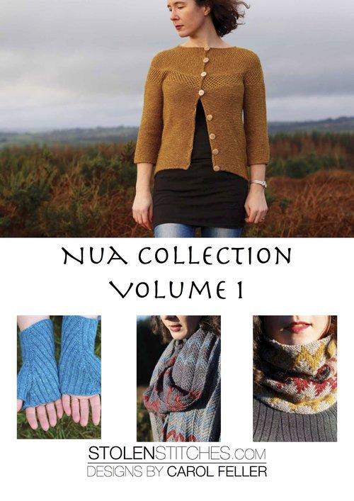 Book:  Nua Collection Volume 1 By Carol Feller