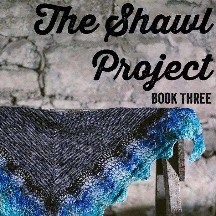 Book:  Shawl Project book 3 Joanne Scrace & Kat Goldin of the Crochet Project