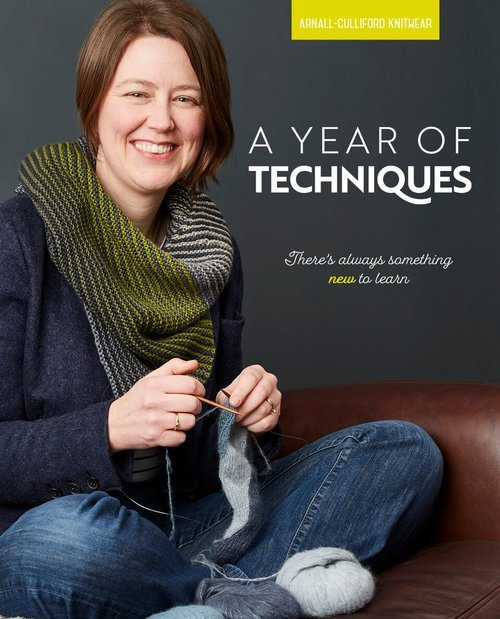 Book:  Year of Techniques by Jen Arnall-Culliford