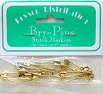 Bryson coiless Pins 1 1/4 (Bry-Pins)