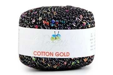 Rozetti Cotton Gold