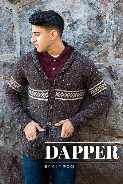 Dapper: Modern Everyday Knits