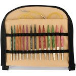 Knitter's Pride Dreamz Wood Interchangeable Needle Set