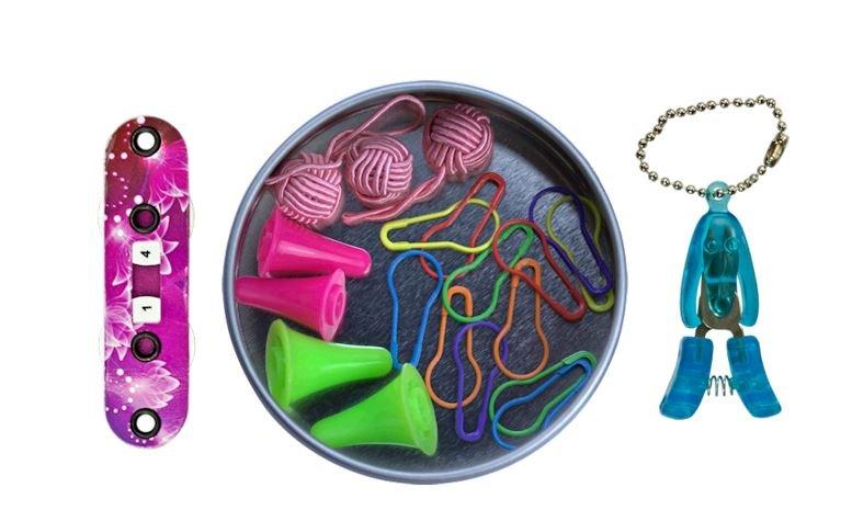 KnittingZone Accessory Gift Tin