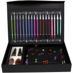 Knitters Pride Melodies of Life - Zing Interchangeable Needle Set