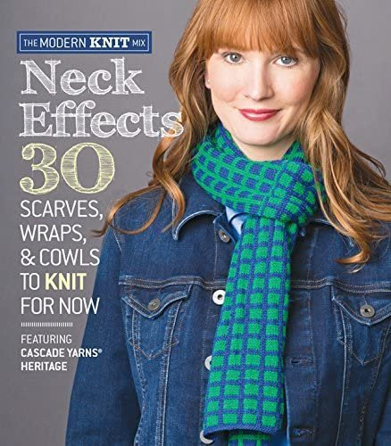 Neck Effects:  30 scarves, wraps & cowls to knit for now