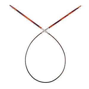 Knit Picks Harmony Wood 24 fixed circular needle