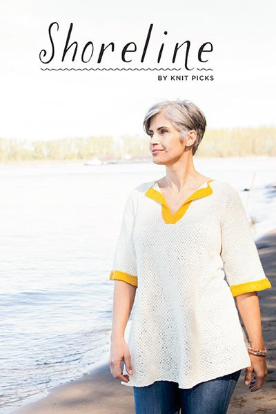 Shoreline Collection By Knit Picks