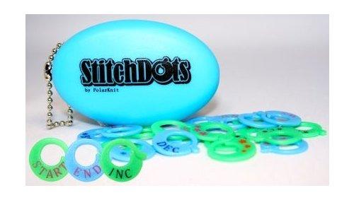 StitchDots stitch markers