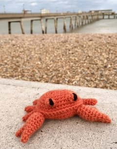 Cedric the Crab Kit (mini)