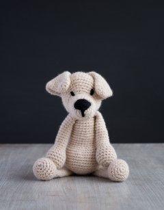 Eleanor the Labrador Kit (Chestnut)