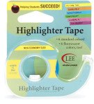 Removable Highlighter Tape 1/2in x 20yds