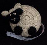 Paradise Crocheted Tape Measure 60