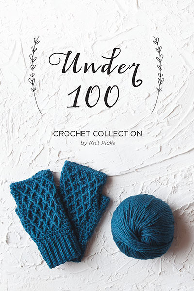 Knit Picks Crochet under 100 collection book