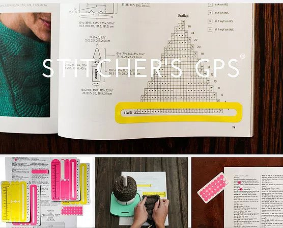 Yarn Valet Stitchers GPS