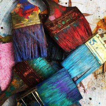 painted satchel class