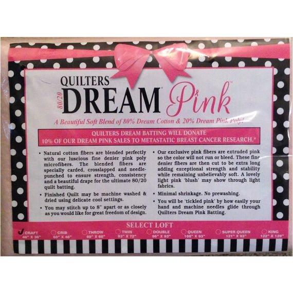 Dream Pink Craft 46x36