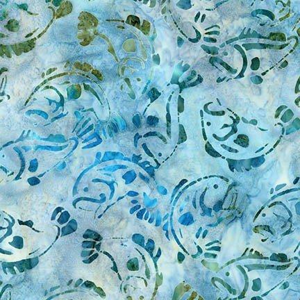 Lake Fish Artisan Batik