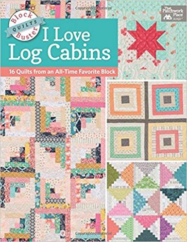 I Love Log Cabins