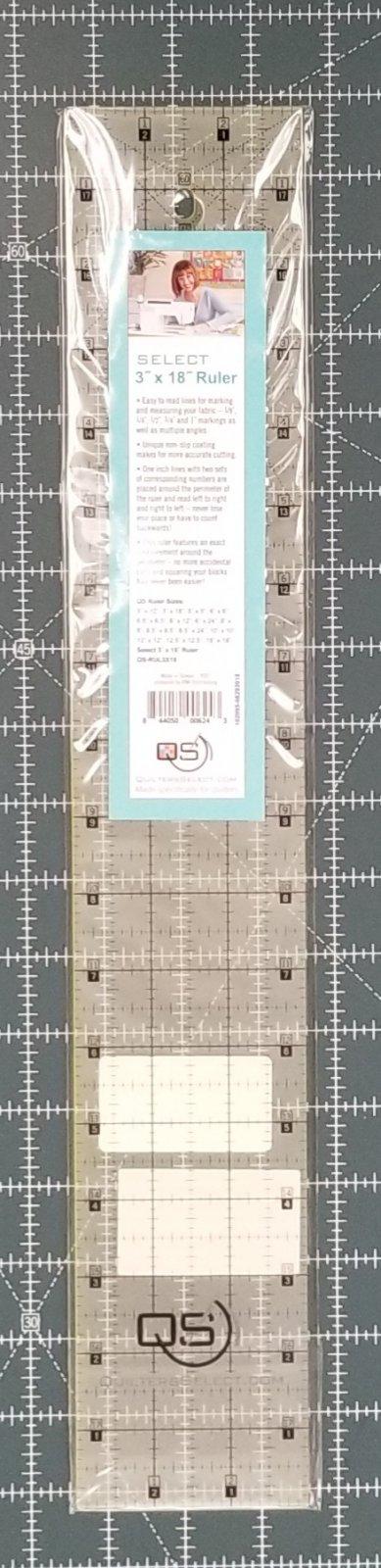 Select 3 x 18 Ruler