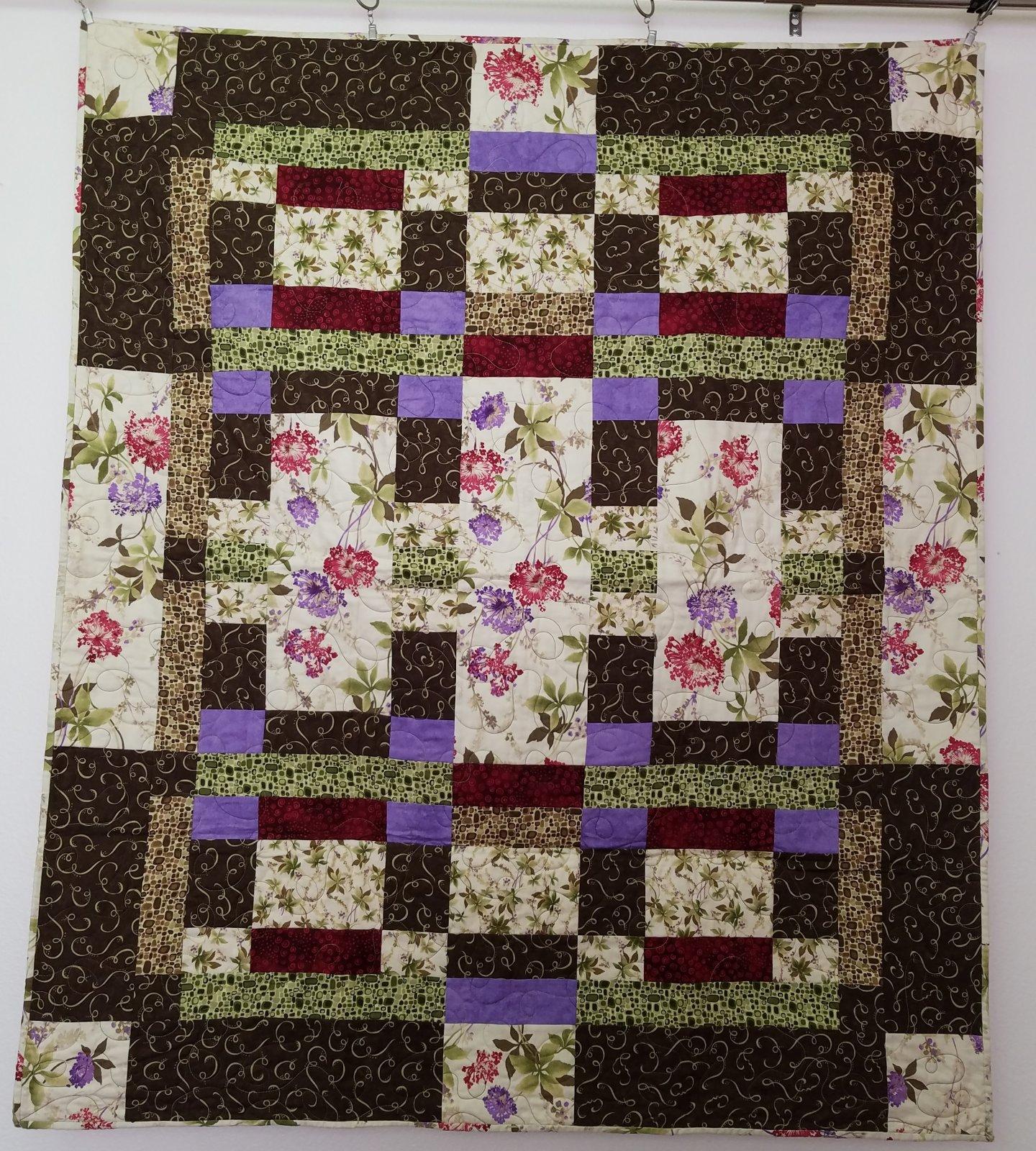 Dream Garden Quilt