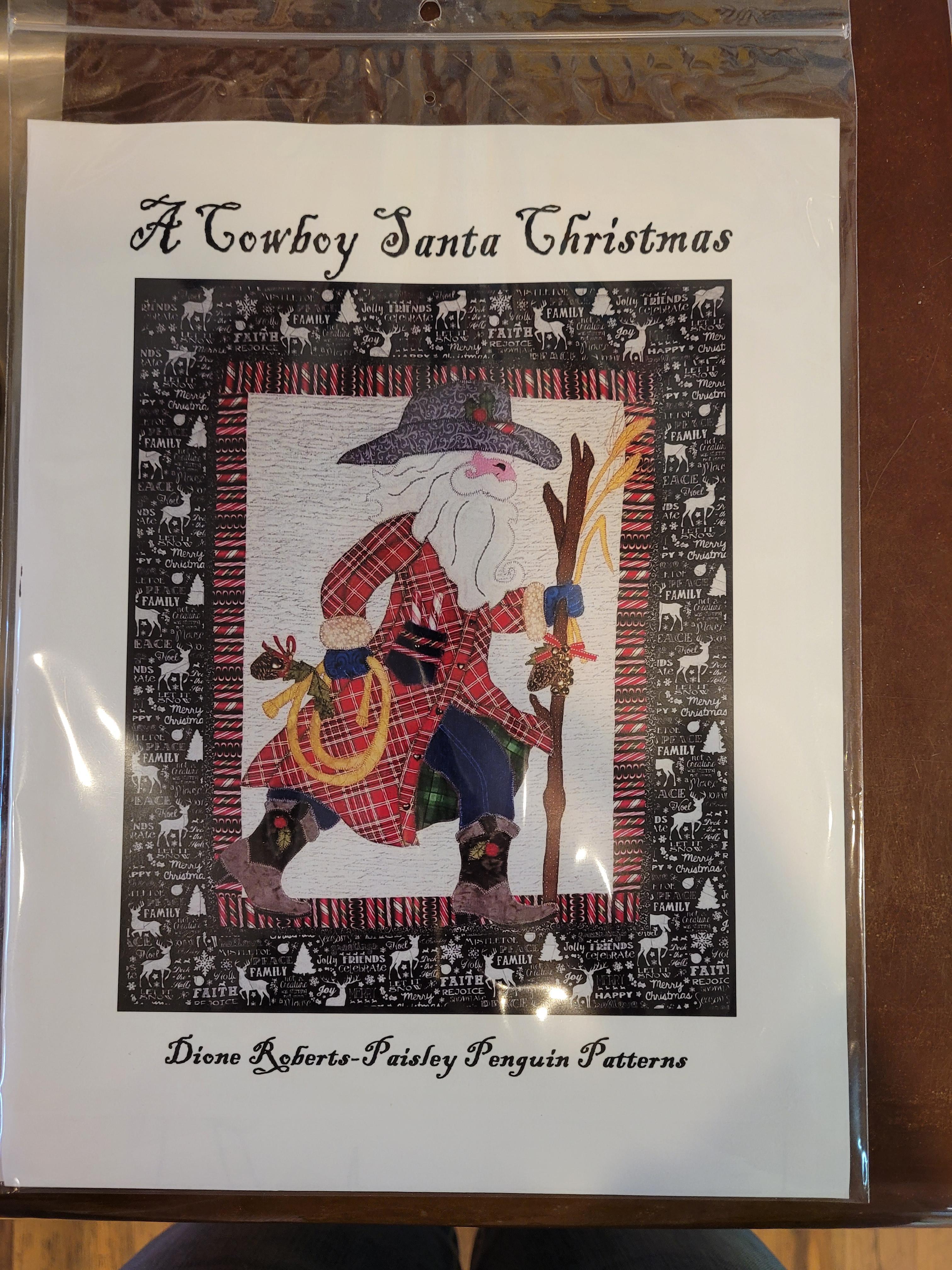 A Cowboy Santa Christmas