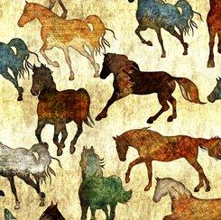 Unbridled Horses Amber