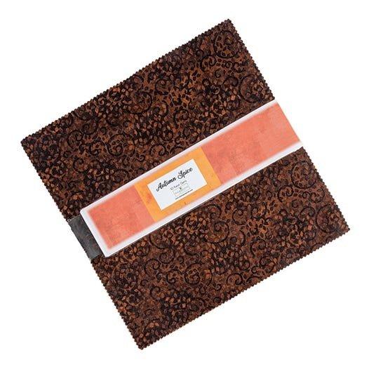 Autumn Spice -10 Karat Gems - 10 squares