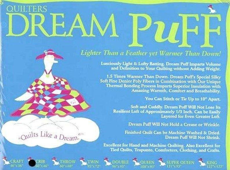 Dream Puff Queen 108x93