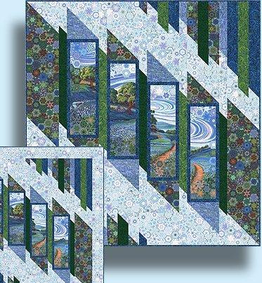 Dream Vista Pattern