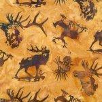 Bali Batik Custom Elk Amber