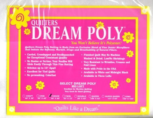 Poly Select Double 96x93