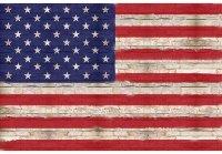 Americana Flag Panel