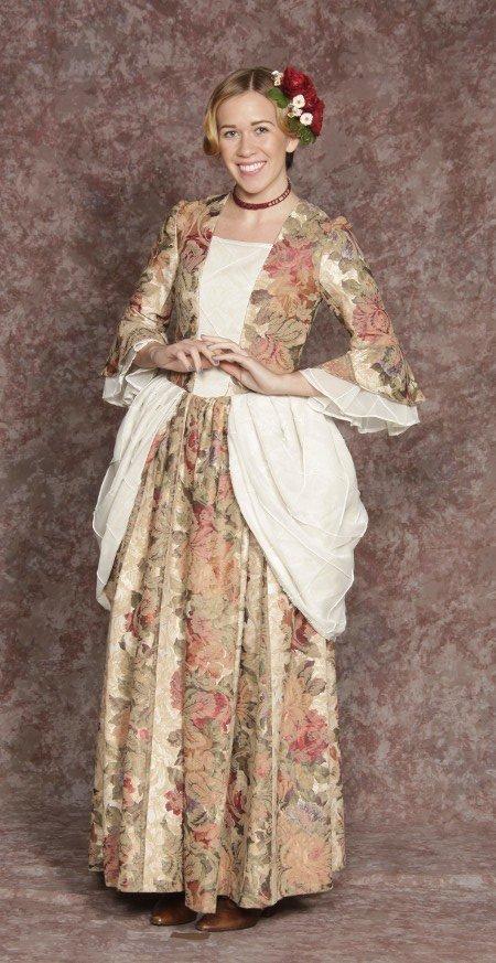 Aristocrat Dress Brown