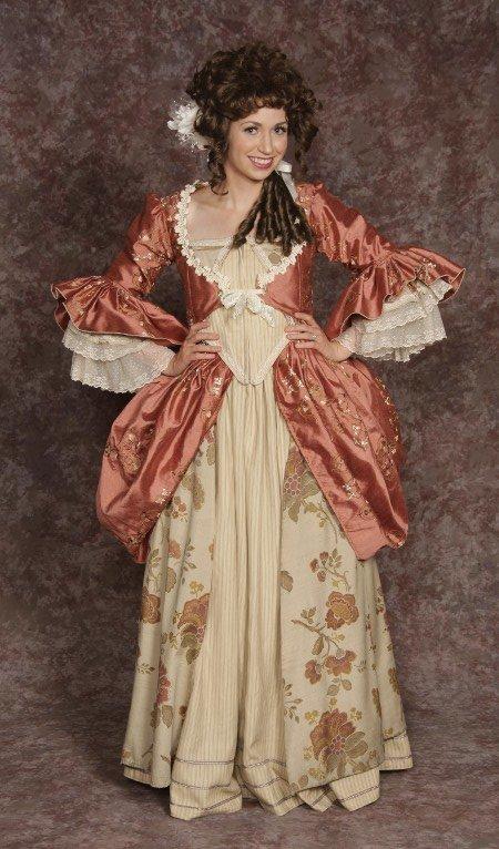 Aristocrat Dress Rose