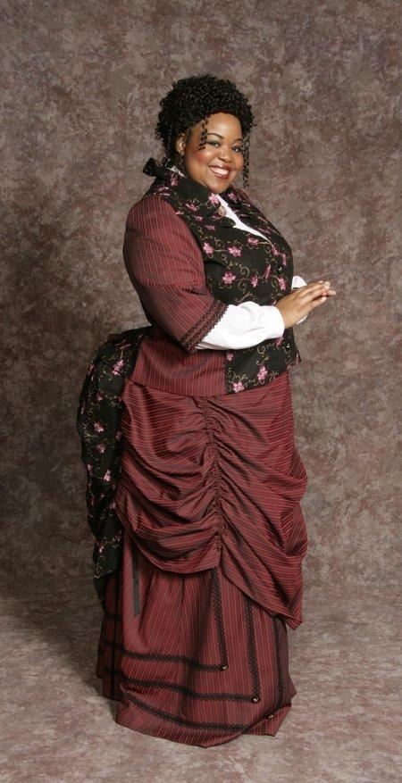 Aunt Ev Burgundy