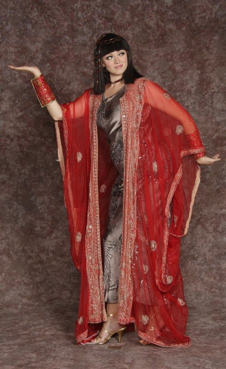 Cleopatra Silver