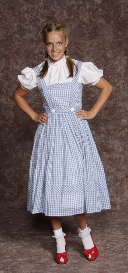 Dorothy Blue #4