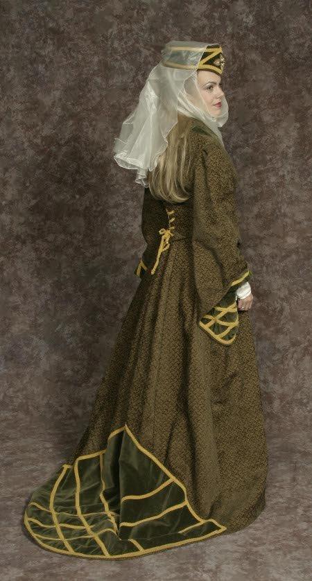 Guinevere Coat
