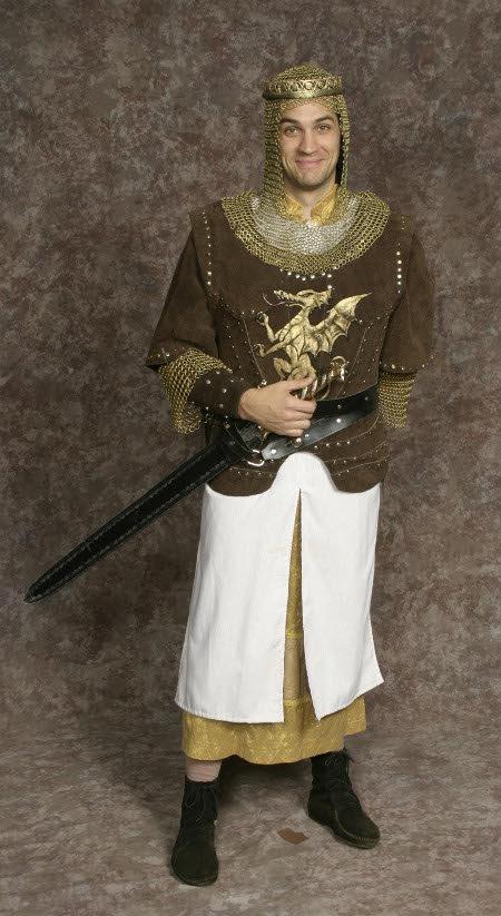 King Arthur Armor