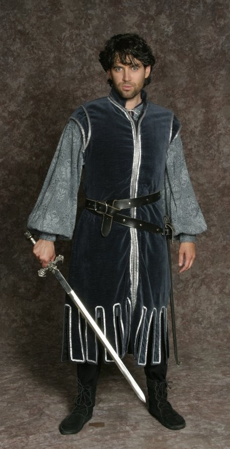 Lancelot Knighting